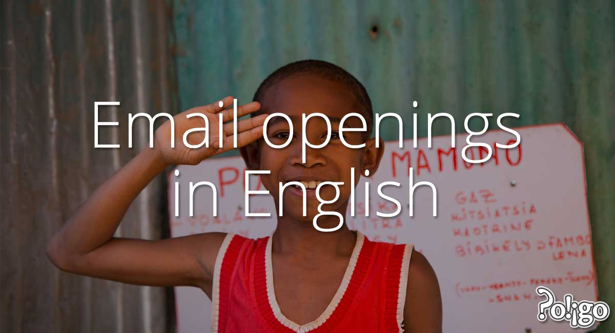 Email greetings in english poligo formal emails m4hsunfo