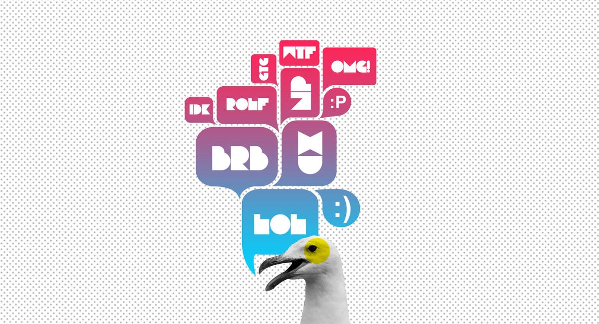 IM language graphic