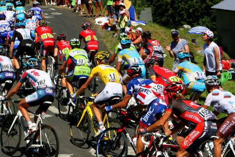 Tour de France bicycle race