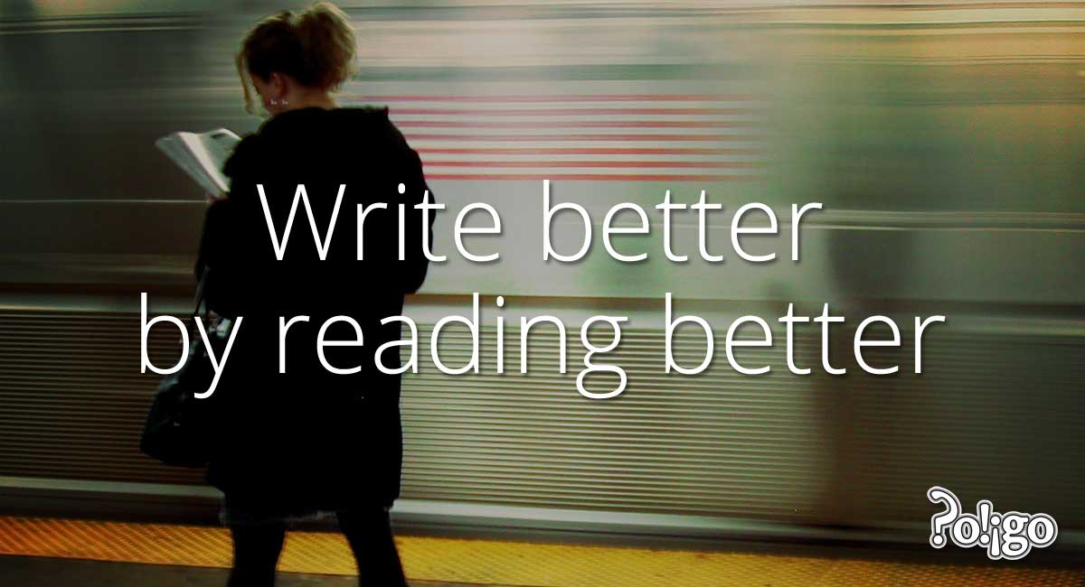 Learn to write articles